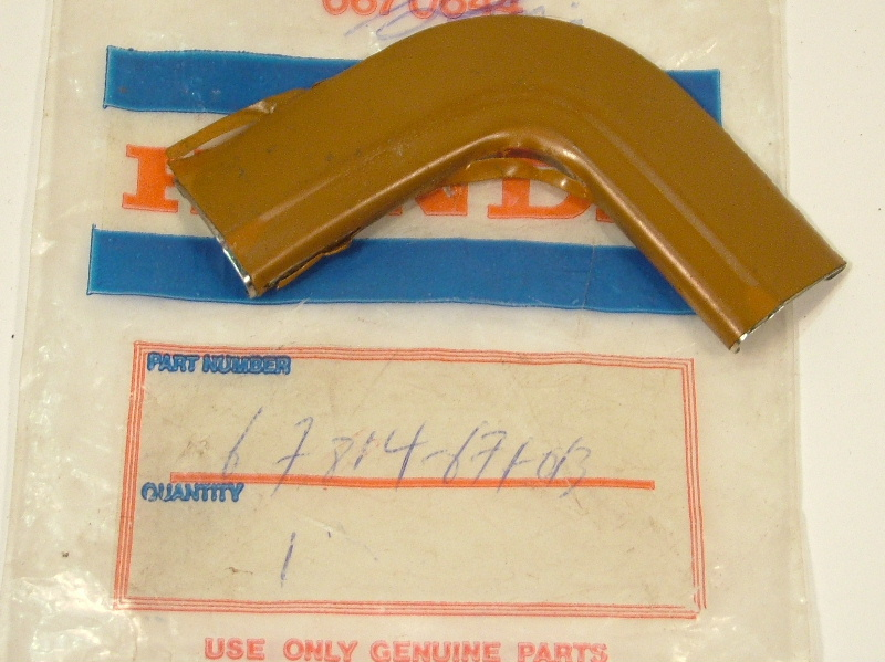 Accord 1979-81 Left front windscreen corner joint - NOS