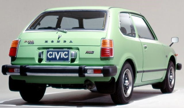 1978 79 Civic Garage Your Source For 1st Generation