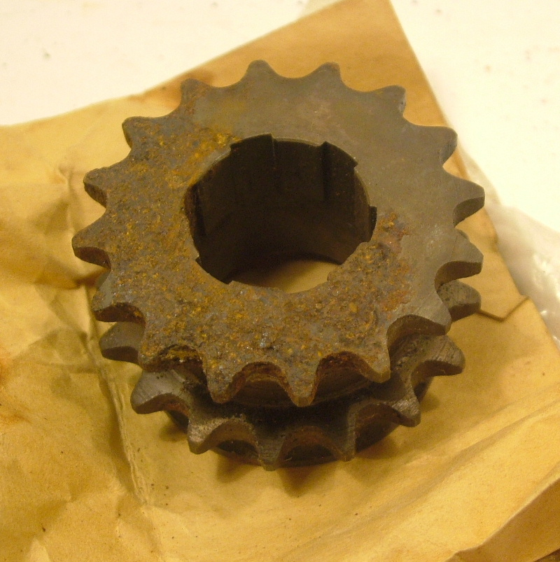 N360 Sprocket Primary Drive - NOS