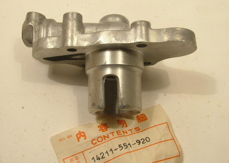 N600 Holder, Left Camshaft - NOS