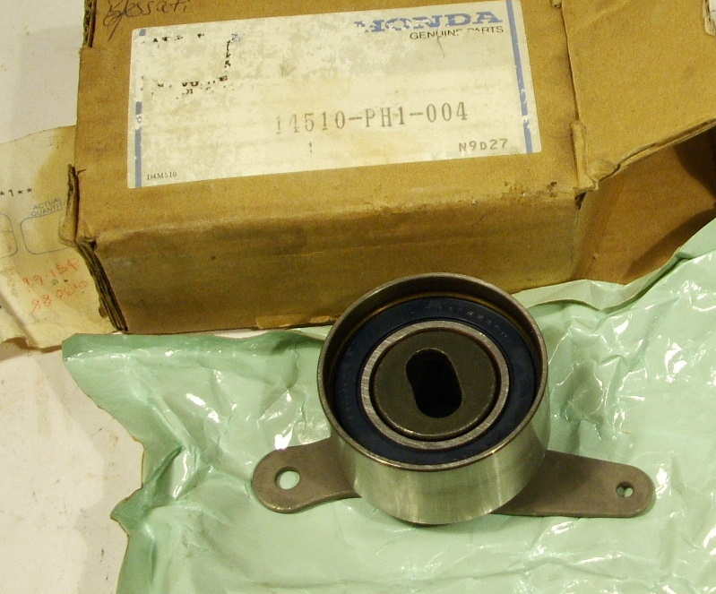 Accord 1984-89, Prelude 1984-87 Timing Belt Tensioner - NOS