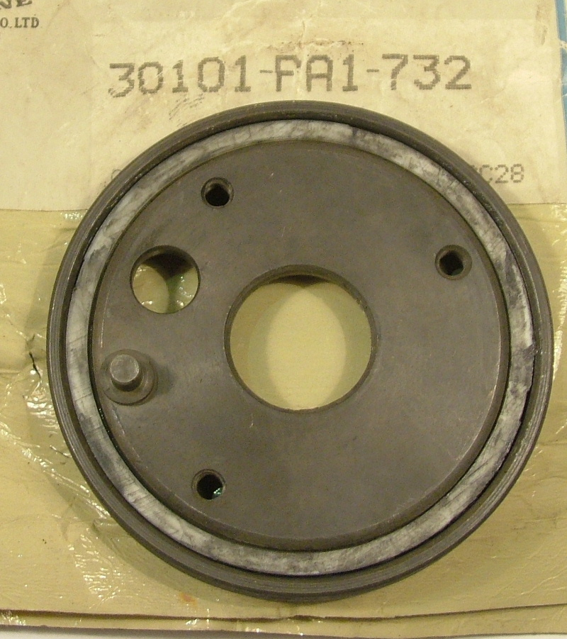 Accord 1980 Prelude 1980 Distributor Base Plate, Pickup - NOS