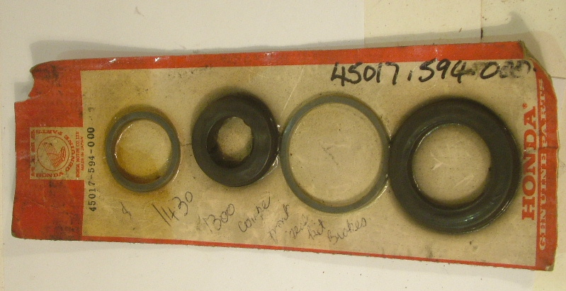Coupe 7/9 Front Brake Seal Kit- NOS