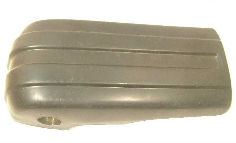 Civic 1980-81 Right Front Bumper Corner - NOS