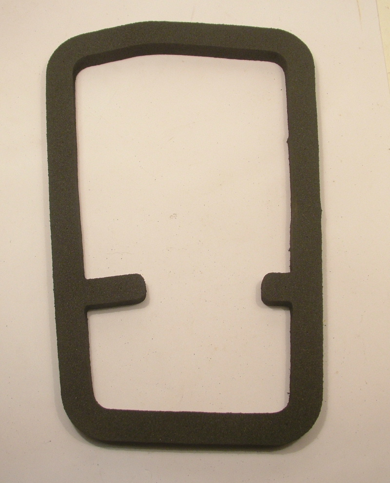 Taillight foam gasket - early