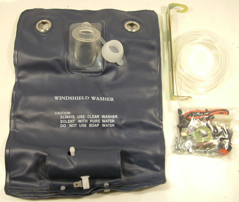 Windscreen / windshield washer bag