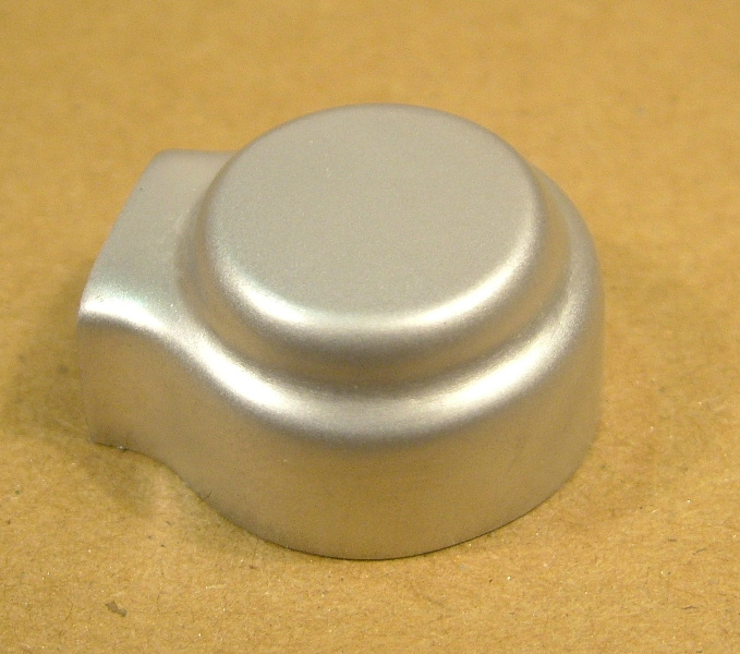 Windscreen wiper arm nut cover (pair) - reproduction